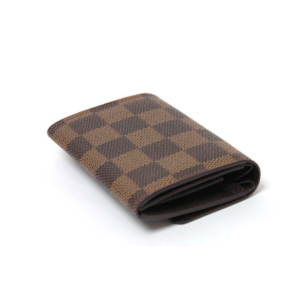 LOUIS VUITTON<ルイヴィトン>ダミエ コインケース N61930【中古A】 - 拡大画像2