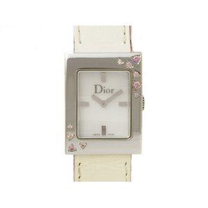 【美品】DIOR[ディオール] マリス レディース 時計 クオーツ D78-1093 【中古A】 - 拡大画像