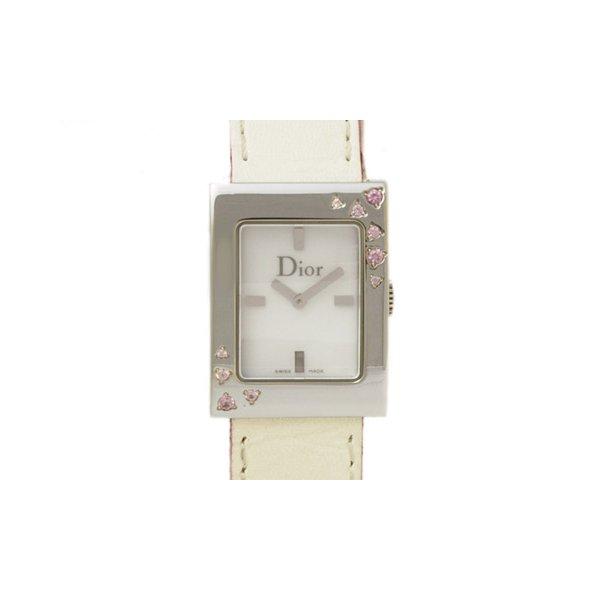 【美品】DIOR[ディオール] マリス レディース 時計 クオーツ D78-1093 【中古A】 - 拡大画像1