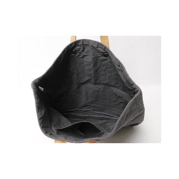 【現品限り 美品】HERMES [エルメス] アメダバ トートバッグ グレー 【中古A】 - 拡大画像3