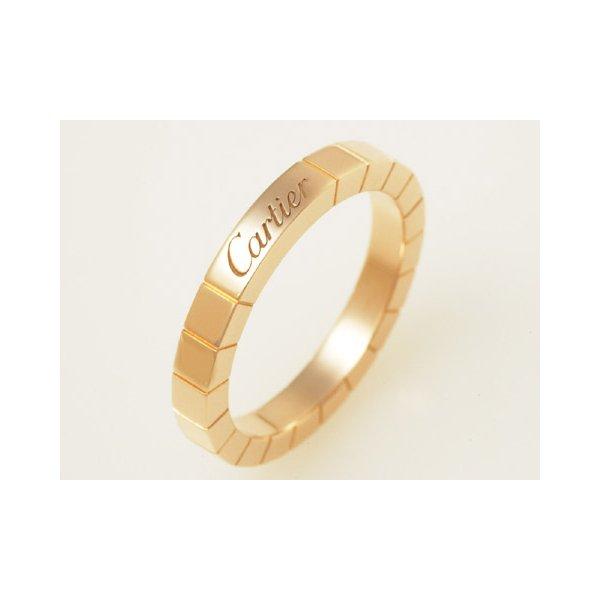 【美品 現品限り】 Cartier [カルティエ] ラニエールリング PG #55 【中古SA】 - 拡大画像1