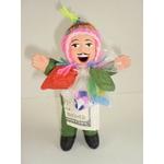 【本場から直送】伝説のエケッコー人形 15cm グリーン