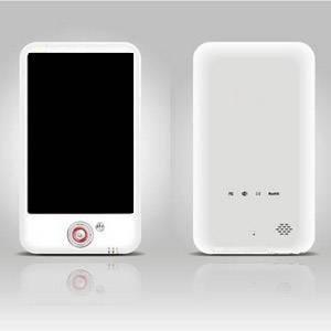 EKEN MID eBookリーダー M001<br>(7インチ液晶 Android OS 1.6搭載)