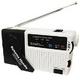 【訳あり・在庫処分】【防災・停電・アウトドアに最適】電池不要!ライト付充電式AM・FMラジオ 携帯充電機能付(RW専用) - 縮小画像3