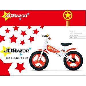 JDRAZOR トレーニングバイク レッド - 拡大画像