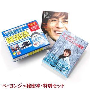 ペ・ヨンジュ秘密本・特別セット