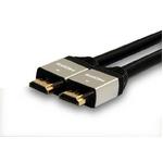 HDMIケーブル 3.0m (シルバー) ECOパッケージ HDM30-888SV