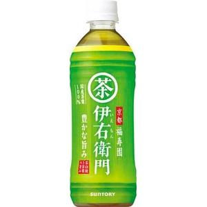 サントリー 緑茶 伊右衛門(VD) 500mlPET 48本セット (2ケース)