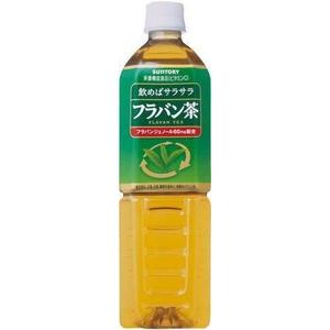 SUNTORY(サントリー) フラバン茶 900mlPET 24本セット (2ケース) 【特定保健用食品(トクホ)】 - 拡大画像