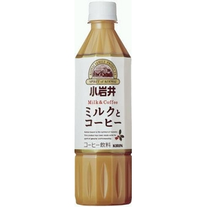キリン 小岩井 ミルクとコーヒー 500mlPET 48本セット (2ケース)