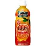 キリン トロピカーナ 100%フルーツ スイートオレンジ 410mlPET 72本セット (3ケース)