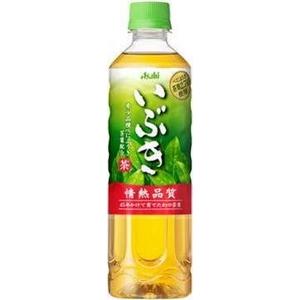 アサヒ 緑茶 いぶき 490mlPET 48本セット (2ケース)