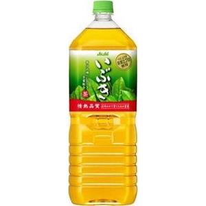 アサヒ 緑茶 いぶき 2リットルPET 12本セット (2ケース)