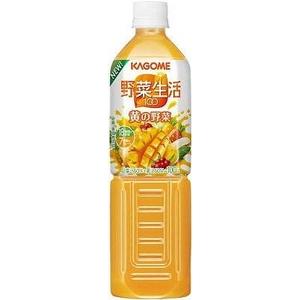 カゴメ 野菜生活100 黄の野菜 930gPET 24本セット (2ケース)
