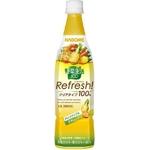 カゴメ 野菜生活100 Refresh! パインアップル&オレンジ 777gPET 24本セット (2ケース)