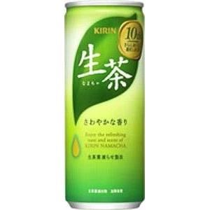 キリン 生茶 240g缶 60本セット (2ケース)