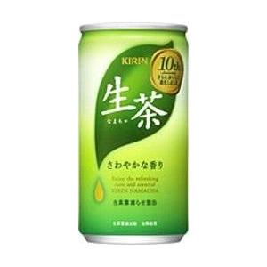キリン 生茶 185g缶 90本セット (3ケース)