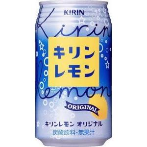 キリン キリンレモン オリジナル 350g缶 48本セット (2ケース)
