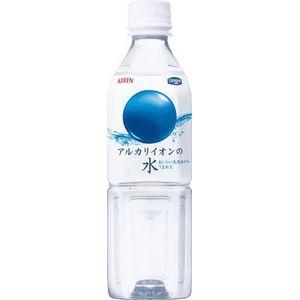 キリン アルカリイオンの水 500mlPET 144本セット (6ケース)