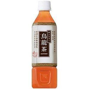 サントリー 烏龍茶(VD) 500mlPET 192本セット (8ケース)
