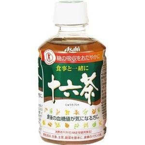 アサヒ 食事と一緒に十六茶 250mlPET 72本セット【特定保健用食品】 (3ケース)