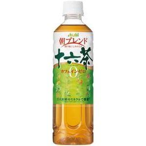 アサヒ 十六茶 490mlPET 96本セット (4ケース)