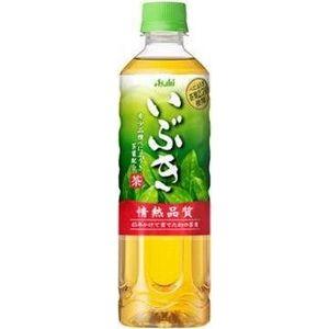 アサヒ 緑茶 いぶき 490mlPET 96本セット (4ケース)