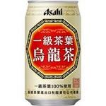アサヒ 一級茶葉烏龍茶 340g缶 144本セット (6ケース)
