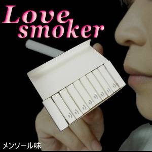 「ラブスモーカー/Love smoker」用カートリッジ メンソール味(50本入り) 販売、通販
