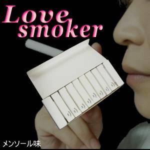 Love smoker交換カートリッジ メンソール味【10箱セット(50本入り)】