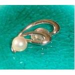 Akoya Pearl(あこや真珠) パールブローチ(プチポアンタック) SB75SV03
