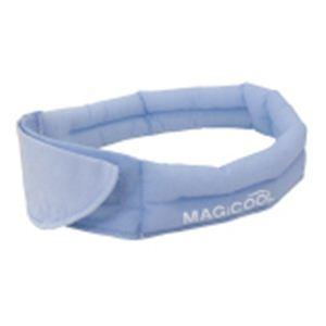 MAGICOOL Kids(マジクール キッズ) ライトブルー  【同色3個セット】【子供用 冷感持続ネッククーラー】 - 拡大画像