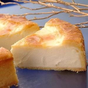 手づくりマイルドなチーズ!ロイカ・オリジナル・ベークド・チーズケーキ・5号