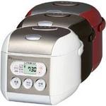 SANYO(サンヨー) 3合炊飯器 ECJ-LS30 ステンレスレッド (SR)【送料無料】
