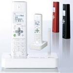 シャープ コードレス電話機(子機2台) JD-S10CW ホワイト【送料無料】