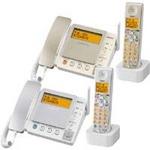 SANYO(サンヨー) デジタルコードレス留守番電話 TEL-DJ5 シルバー【送料無料】