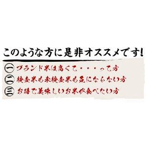 平成29年産 新潟県長岡産コシヒカリ(未検査米...の紹介画像3