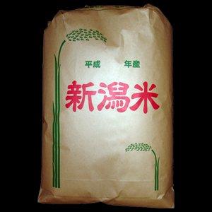 平成29年産 新潟県長岡産コシヒカリ(未検査米)白米30kg(30kg×1袋)