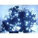 LED 100球イルミネーション クリスマスにも 連結可能 白色 - 縮小画像1