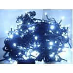 LED 100球イルミネーション クリスマスにも 連結可能 白色