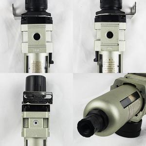 フルオートレギュレーター/圧力調整 スチール製 〔ルブリケーター/エアーフィルタ〕画像3