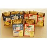 神戸RYURYU(リュリュ) ショートパスタ&パスタソース トマト・サーモン 各6パック (パスタ 80g + ソース 140g 計12パックセット)