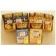 神戸RYURYU(リュリュ) ショートパスタ&パスタソース ミート・サーモン各6パックセット (パスタ 80g + ソース 140g 12パックセット) - 縮小画像1