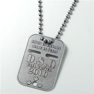 D SQUARED(ディースクエアード) 2 タグペンダント UU060-10319-C【送料無料】
