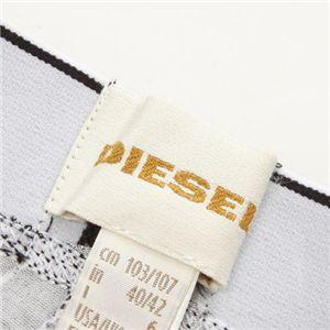 DIESEL(ディーゼル) プリントボクサーパンツ UMB-BREDDE CDRE-00EGW【A】/ブルー87M/Mの写真3