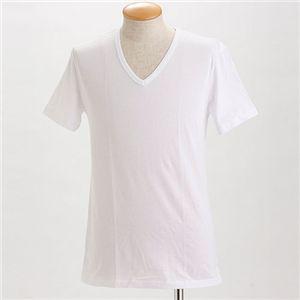 EMPORIO ARMANI(エンポリオ アルマーニ) ロゴプリントTシャツ 211319-0S454/【B】ホワイト46