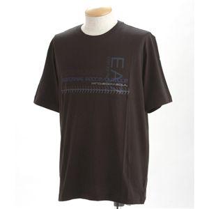 EMPORIO ARMANI(エンポリオ アルマーニ) Tシャツ 【B】273113-0S237ブラック XXL