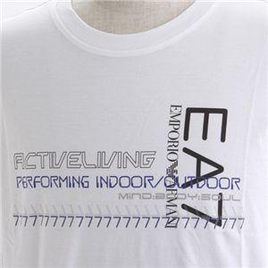 EMPORIO ARMANI(エンポリオ アルマーニ) Tシャツ 【B】273113-0S237ホワイト XXL画像2