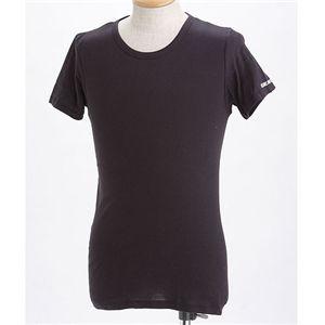DEISEL(ディーゼル) ワンポイントTシャツ2枚セット RANDAL CG2F-00IJV 900/ブラック EUサイズS
