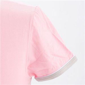 EMPORIO ARMANI(エンポリオ アルマーニ) ワンポイント 半袖Tシャツ 111027-0S502  00177/ピンク EUサイズXL画像2
